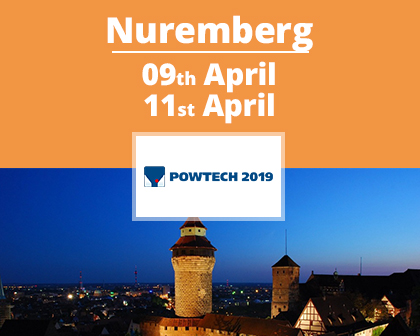 POWTECH 2019: Italvibras in Nuremberg to strengthen its presence on the German market